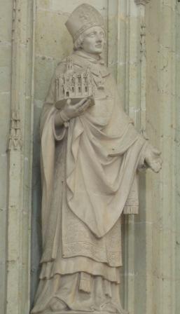 Statue de St Félix